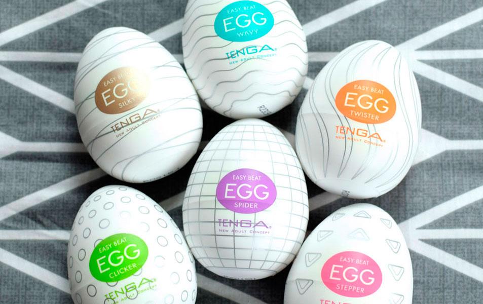Яйца Tenga Egg